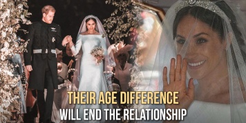Psychologists believe that the age difference between Prince Harry and Meghan Markle could interfere with their marriage...