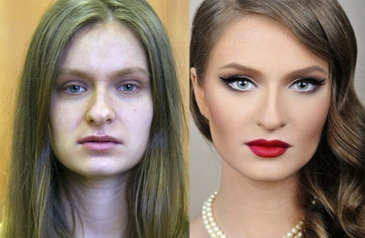 26 evidence of the power of makeup 1