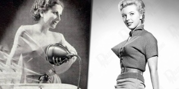 The methods that women used before the arrival of silicone implants...
