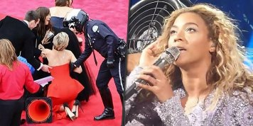 The most embarrassing moments of celebrities!