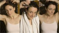 6. Dying your hair alone, at home
