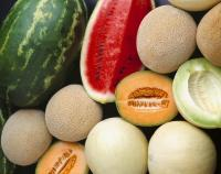 3. Fruits and vegetables with inedible skin