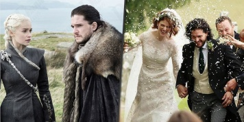 Kit Harington and Rose Leslie have finally tied the knot!