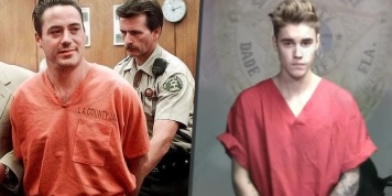 Celebrities who were in prison
