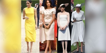 What all Meghan Markle's outfits have in common