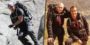 Celebrities who are fans of mountain climbing