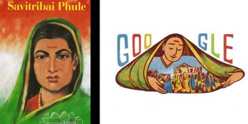 Savitribai Phule turns 186 years old!