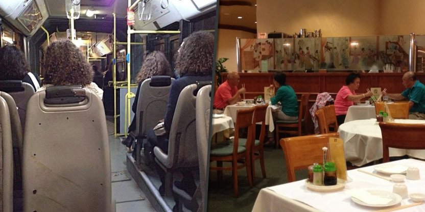 Photos proving that coincidences really happen