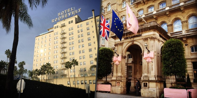 Most haunted hotels that you can visit
