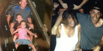 15 People whose dignity was left on the roller coaster