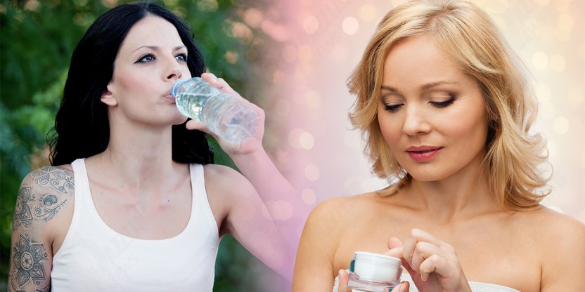 Bad habits that make your skin drier