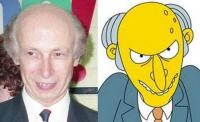 9. Mr. Burns...