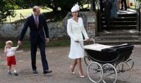 Why Kate Middleton always wears the same colour to her children's christenings 5