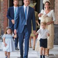 Why Kate Middleton always wears the same colour to her children's christenings 9