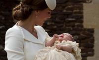 Why Kate Middleton always wears the same colour to her children's christenings 12