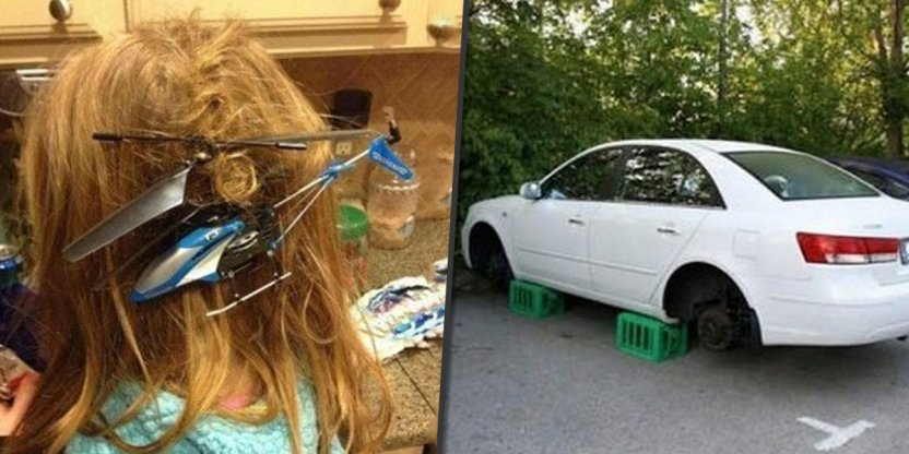 15 People with incredibly bad luck