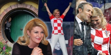 Everything we did not know about Kolinda Grabar-Kitarovic, the president of Croatia