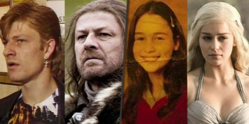 "15 Extraordinary photos of the characters of ""Game of Thrones"""