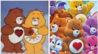7. We have to say that Care Bears looked nicer in 1983. Nowadays they look too normal!