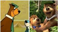 10. The Yogi Bear is another iconic character... Look at the differences from 1958 and 2010!
