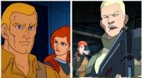 12. G.I Joe in 1983 and the one in 2011. They became noticeably older!