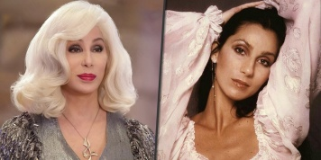 Cher's most amazing transformation