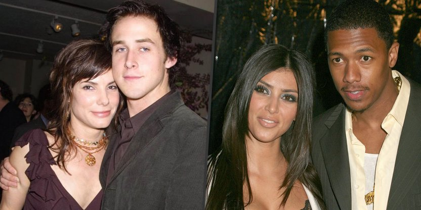 Celebrity couples who you forgot were once together