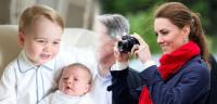 4. Proclaiming herself the photographer of the Royal Family