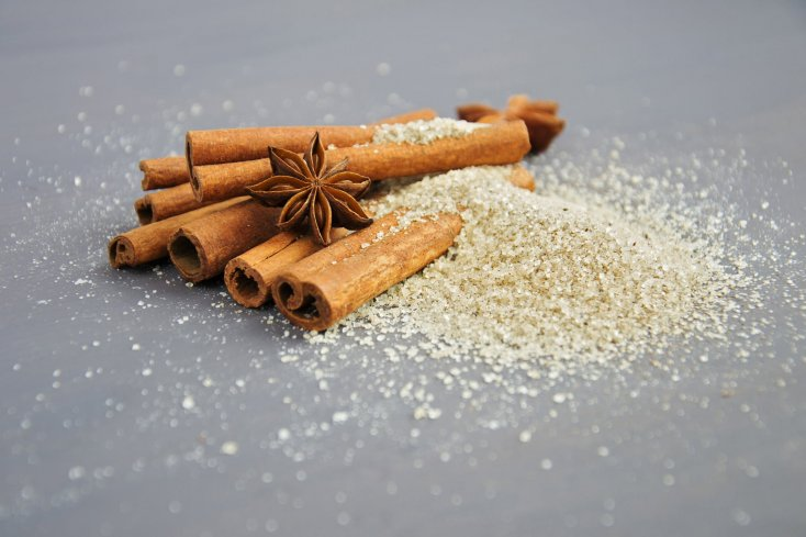Brown sugar and white sugar are both made from sugarcane 1