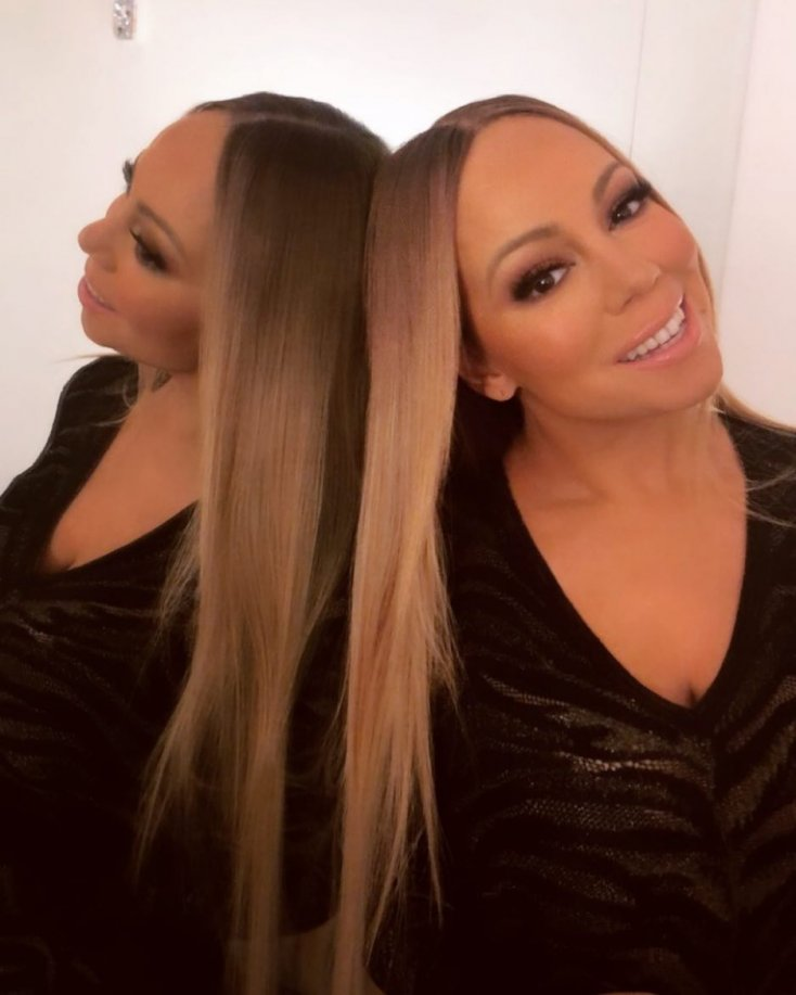 Mariah Carey and former manager battle gets ugly! 1
