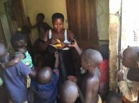 The incredible story of a Ugandan woman who has more children than her age! 14