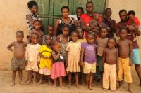 The incredible story of a Ugandan woman who has more children than her age! 15