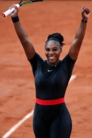 Serena Williams banned from wearing her Catsuit by French Open 11