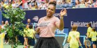 Serena Williams banned from wearing her Catsuit by French Open 12