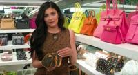 Kylie Jenner shows everything she has in her dressing room 14