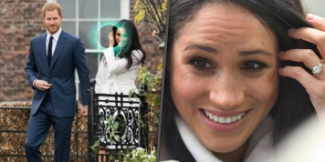Why is Meghan Markle always touching her hair?