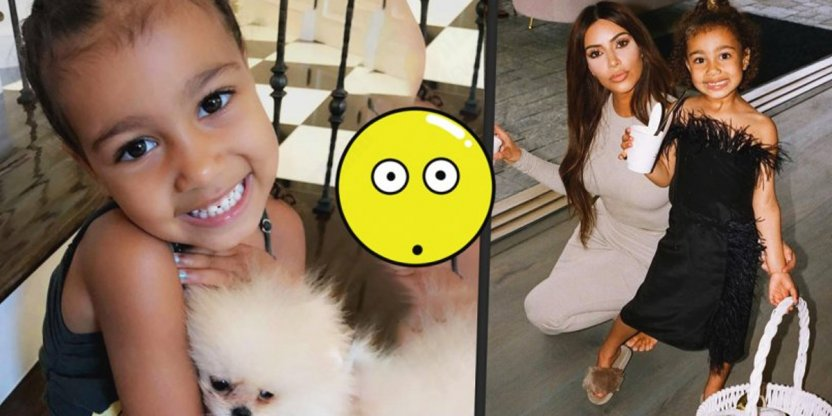 Kim Kardashian doesn't eat at the same table as her daughter