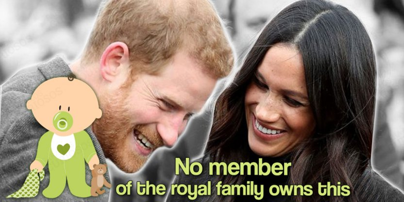 The son of Meghan and Harry will have a privilege that no other member of the family has