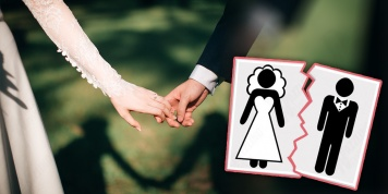 Signs indicating that a marriage may end up in divorce