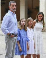 What did King Philip VI say while Letizia and Sofia argued? 14