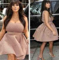 Most ridiculous Kim Kardashian looks 7
