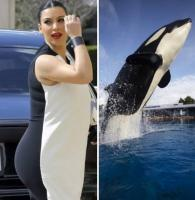 Most ridiculous Kim Kardashian looks 10