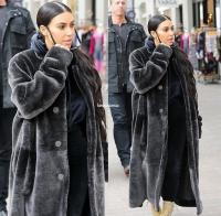Most ridiculous Kim Kardashian looks 17