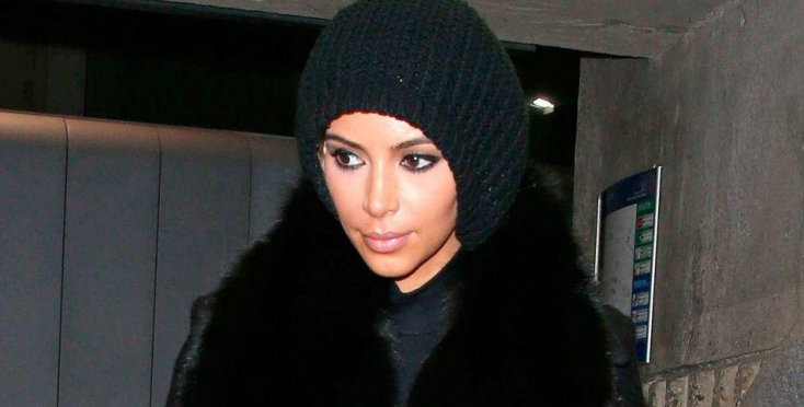Most ridiculous Kim Kardashian looks 1