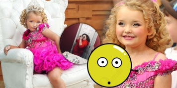 Current photos of Honey Boo Boo, the little beauty queen who has turned 13