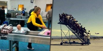 Funniest photos taken at the airport!