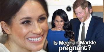 The dress of discord: Meghan Markle unleashes pregnancy rumors