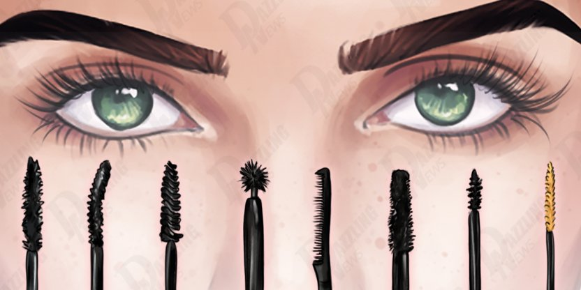 Find out which mascara brush works the best for you!