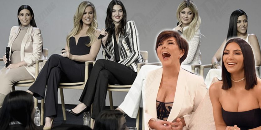 The creepiest backstage secrets of Keeping up with the Kardashians