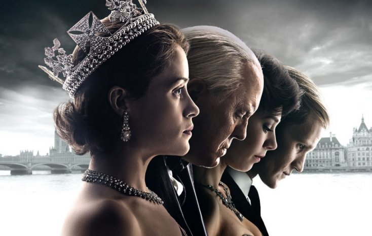 Most popular royal family movies and TV series 2